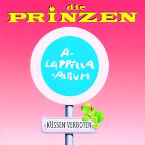 Küssen verboten (A-Cappella Album) Albumcover