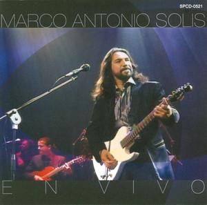 En Vivo Albumcover