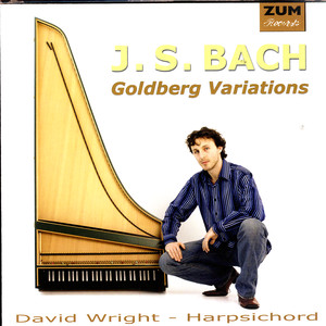Bach: Goldberg Variations BWV 988 album