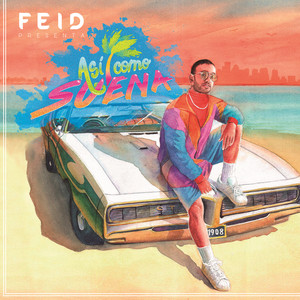 Feid Morena cover