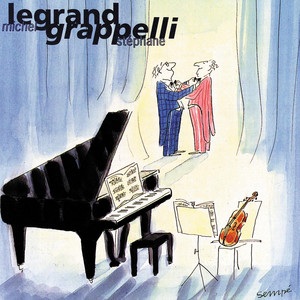 Michel Legrand & Stephane Grappelli album