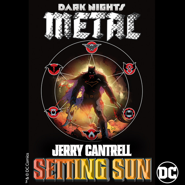 Setting Sun (from DC's Dark Nights: Metal Soundtrack)