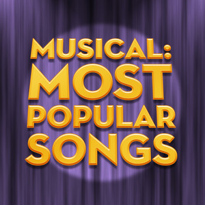 Musical: Most Popular Songs Albumcover