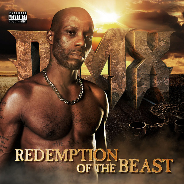 DMX Redemption of The Beast album cover
