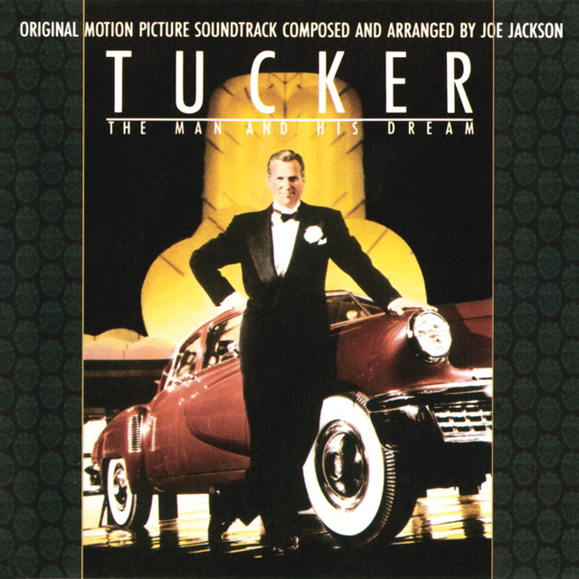 Tucker Soundtrack - The Man And His Dream Albumcover