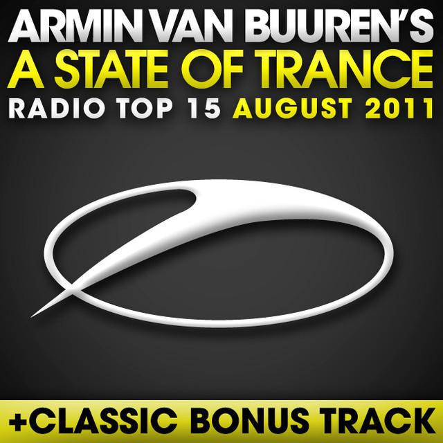 Armin van Buuren A State of Trance Radio Top 15: August 2011 album cover