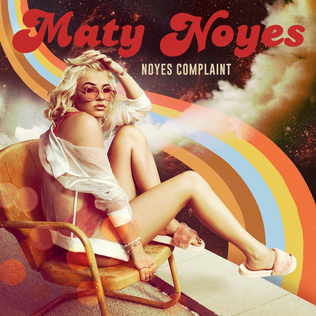Album cover for Noyes Complaint by Maty Noyes