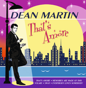Dean Martin I Don't Know Why (I Just Do) cover