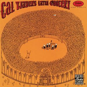 Cal Tjader's Latin Concert album