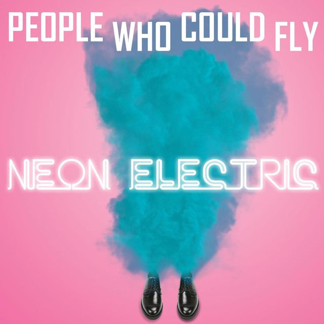 Image result for people who could fly neon electric
