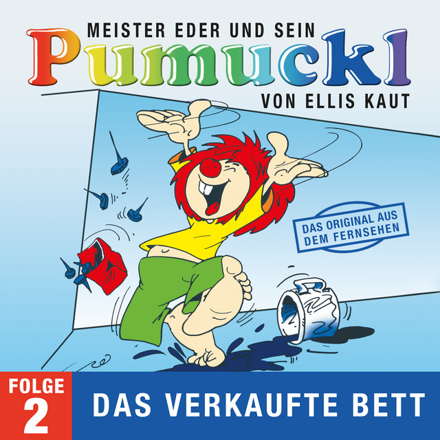 02: Das verkaufte Bett (Das Original aus dem Fernsehen) Cover