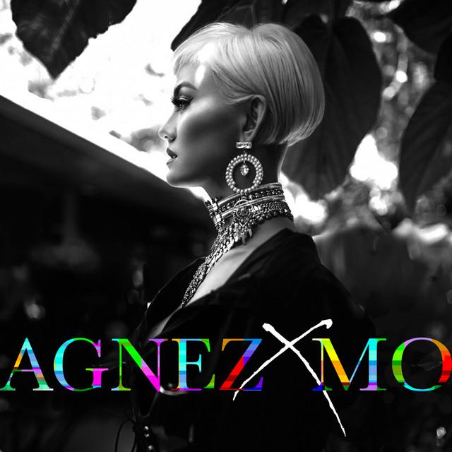 Album cover for X by AGNEZ MO