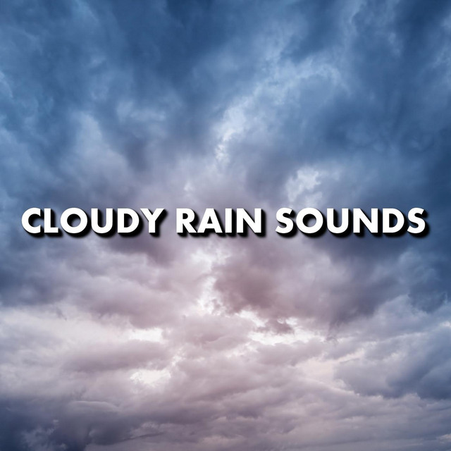 Cloudy Rain Sounds Albumcover
