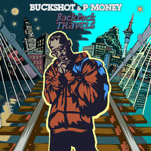 Buckshot, P. Money Killuminati cover