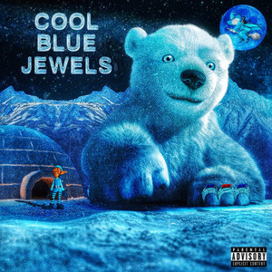 Cool Blue Jewels album