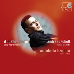 Handel: Il duello amoroso, Italian Cantatas for Solo Alto album