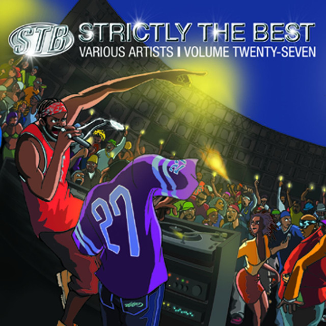 Various Artists Strictly The Best 27 album cover