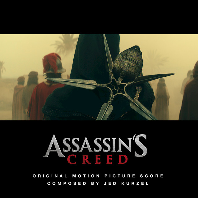 Album cover for Assassin's Creed (Original Motion Picture Score) by Jed Kurzel