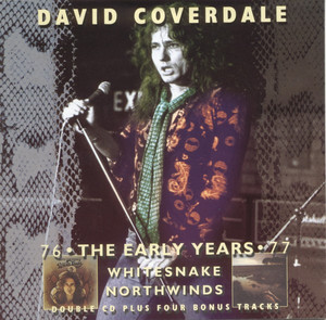 David Coverdale Sunny Days cover