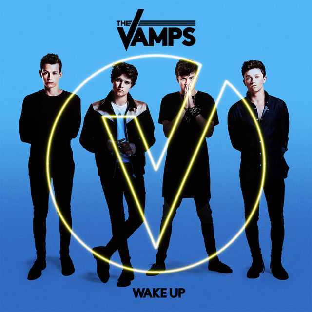 Wake Up (Deluxe) Albumcover
