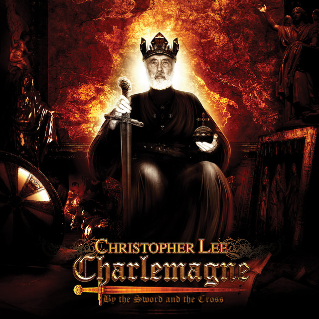 christopher lee on spotify - Death Metal Christmas Songs