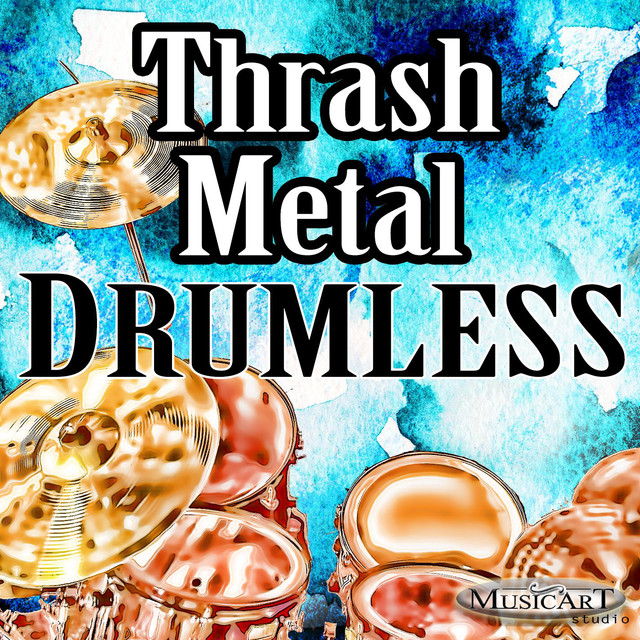 Thrash Metal Drumless Backing Tracks without drums by