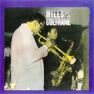 Miles & Coltrane Albumcover