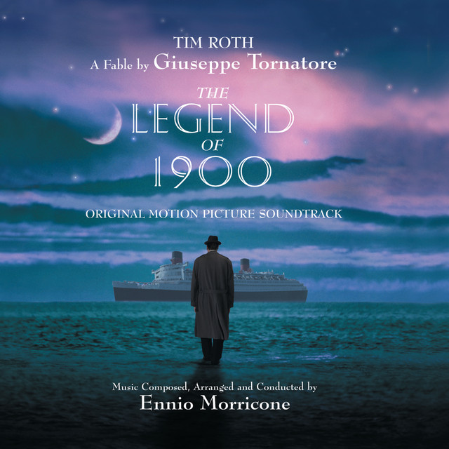 The Legend of 1900 - Original Motion Picture Soundtrack Albumcover