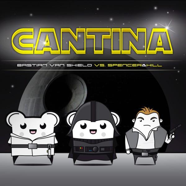 Cantina (Bastian Van Shield vs. Spencer & Hill)