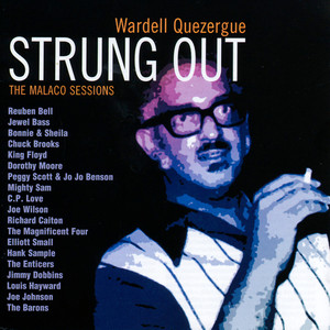 Wardell Quezergue Strung Out album