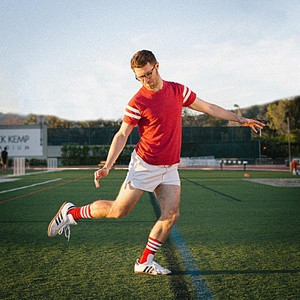 Album cover for The Beautiful Game by Vulfpeck