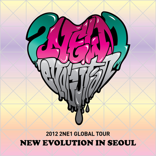 2012 2NE1 Global Tour Live New Evolution in Seoul
