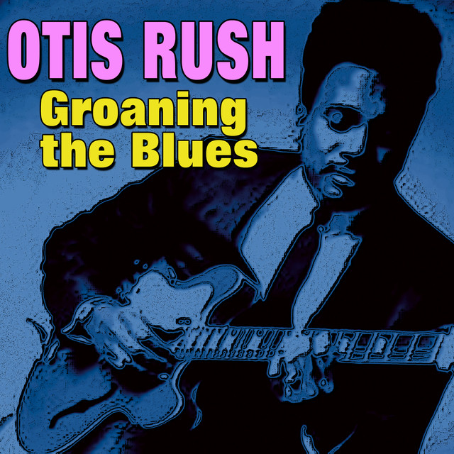 Groaning The Blues Albumcover
