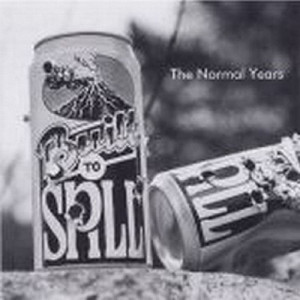 The Normal Years Albumcover