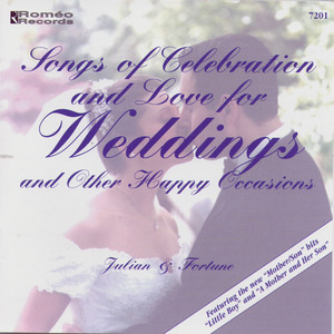Songs of Celebration & Love for Weddings and Other Happy Occasions - Marc Cohen