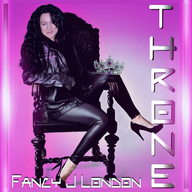 Album cover for Throne by Fancy J London