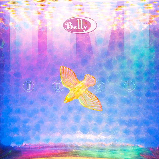Skivomslag för Belly: Dove