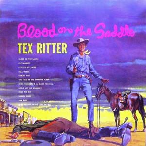 Blood on the Saddle album