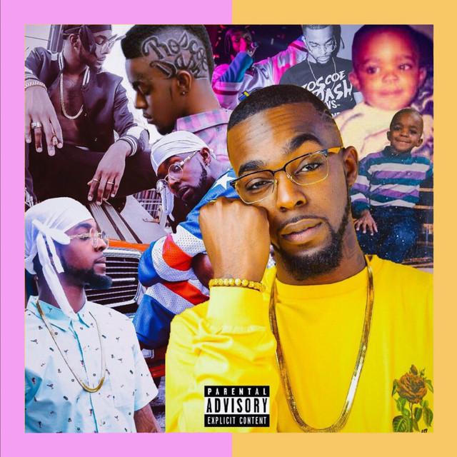 Album cover for 5thy5ive by Roscoe Dash