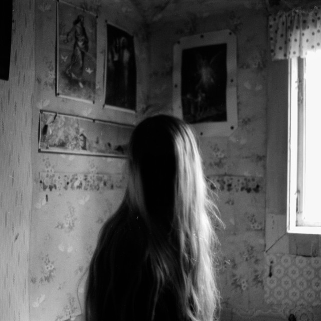 Skivomslag för Anna Von Hausswolff: The Miraculous