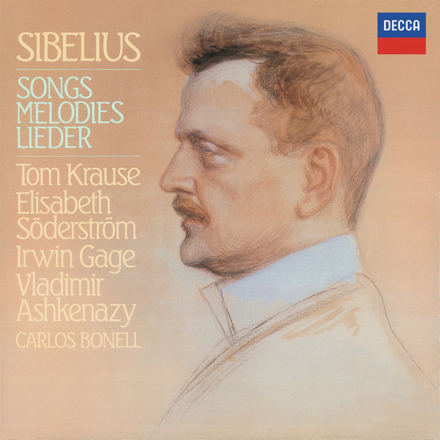 Sibelius: Songs Albumcover