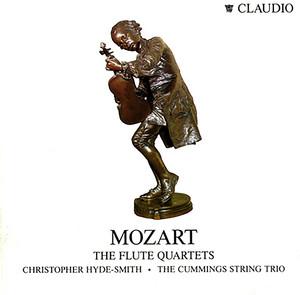 Mozart: Flute Quartets Albümü