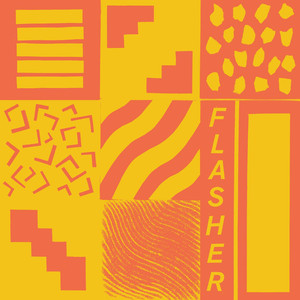 Album cover for Flasher by Flasher