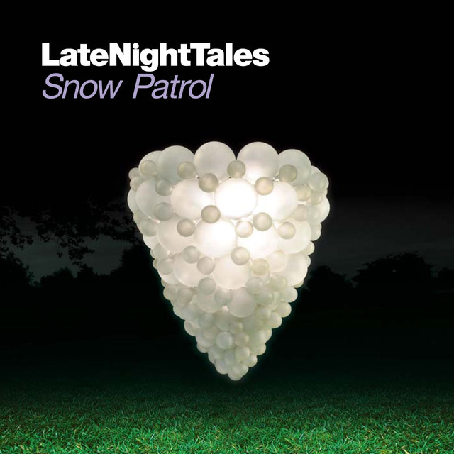 Late Night Tales: Snow Patrol (Sampler) Albumcover
