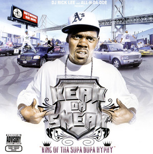 Keak da Sneak E-40 Muscle Cars cover