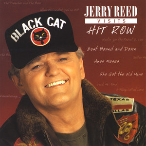 Jerry Reed A Thing Called Love cover