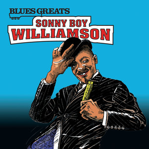Sonny Boy Williamson II Your Funeral And My Trial - Single Version cover
