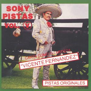 SONY-PISTAS VOL.5 Albumcover