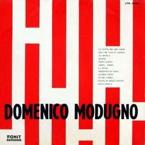 Domenico Modugno album
