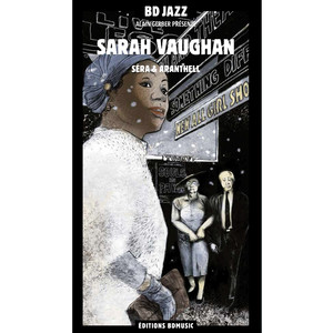 Sarah Vaughan, Count Basie Orchestra Three Little Words cover